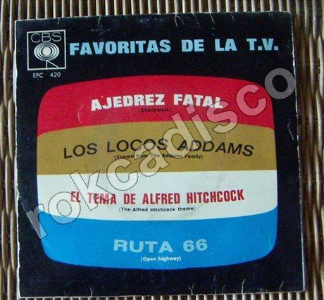 Los Locos Addams. Ep 7´, Hitchcock Cine Y Tv
