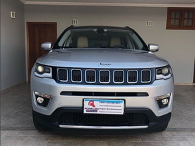 Jeep Compass 2.0 16v 4p Limited Flex Automático