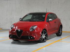 Alfa Romeo Mito Veloce, Nuevo! Ganado En Una Rifa!
