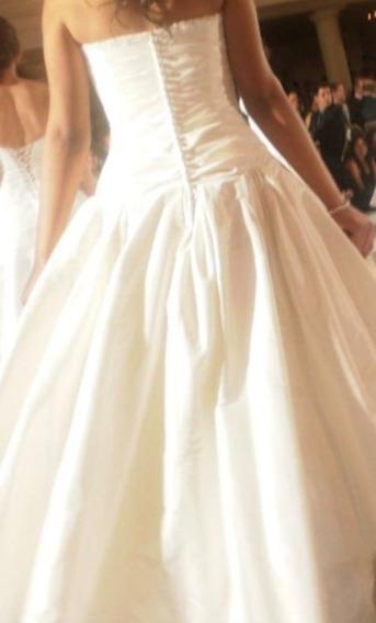 Vestido Fino Para Xv Años Color Perla