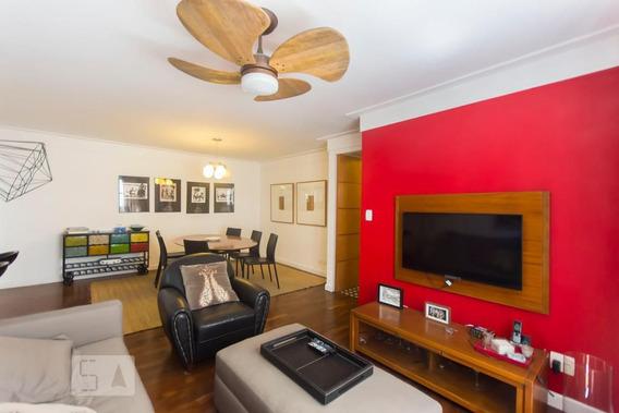 Apartamento No 1º Andar Mobiliado Com 2 Dormitórios E 1 Garagem - Id: 892972466 - 272466