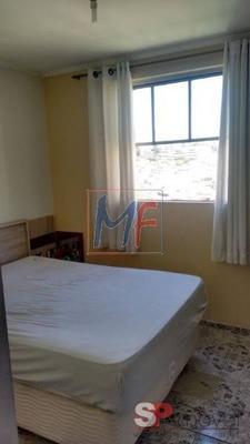 Ref 8498 - Apartamento Em Condomínio Padrão Para Venda No Bairro Conjunto Habitacional Jova Rural, 2 Dorms, 57 M,1 Vaga - Jaçanã. - 8498
