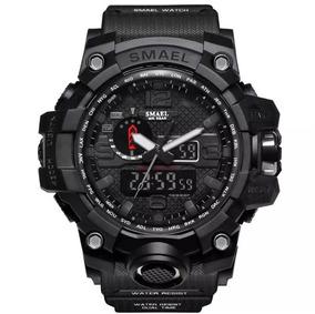 Relógio Militar Smael 1545 Original Prova D