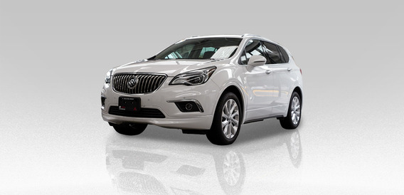 Buick Envision Limited 2.5l 2017 Blanco 5 Puertas