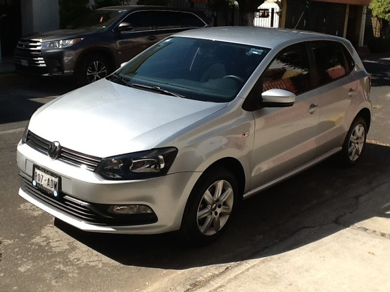 Volkswagen Polo 2015 1.6 Mt