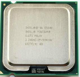 Proc. Dual Core E5800 3.2gb/2m/800 775- Usados