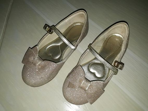 Sapato Feminino Infantil Número 29
