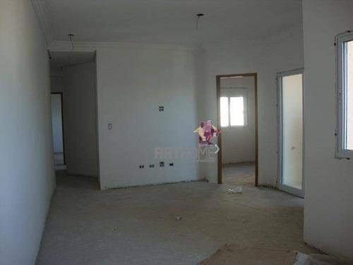Imagem 1 de 11 de Apartamento Com 3 Dormitórios À Venda, 78 M² Por R$ 427.000,00 - Vila Mussolini - São Bernardo Do Campo/sp - Ap0277
