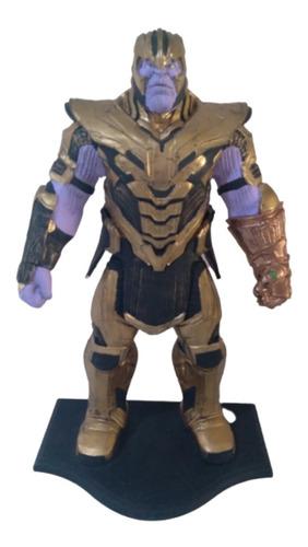 Boneco Thanos Marvel Vingadores  30cm Custom (usado)