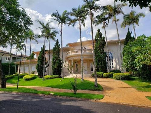 Imagem 1 de 30 de Casa Com 5 Dormitórios, 1120 M² - Venda Por R$ 7.420.000,00 Ou Aluguel Por R$ 30.000,00/mês - Condomínio Country Village - Ribeirão Preto/sp - Ca2357