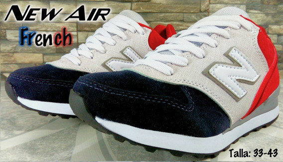 Tenis New Air Ref: French