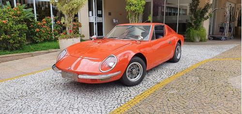 Puma Gt 1500 1969 Tubarão