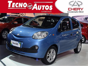 Chery New Qq 1.0l Full 100% Financiado Permuto