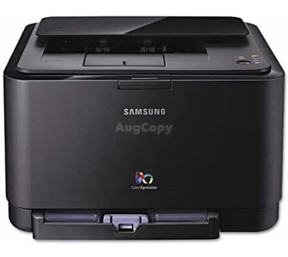 Impressora Laser Colorida Samsung Clp-315 - Funcionando