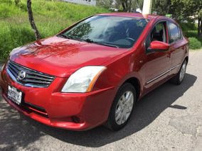 Nissan Sentra Custom Std 6 Vel Ac 2012