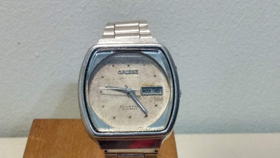 Reloj Orient Cristal Automático1960