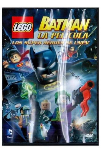 Imagen 1 de 2 de Dvd   Lego Batman   La Película   Original  Sellada
