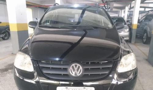Volkswagen Spacefox 2007 1.6 Plus Total Flex 5p