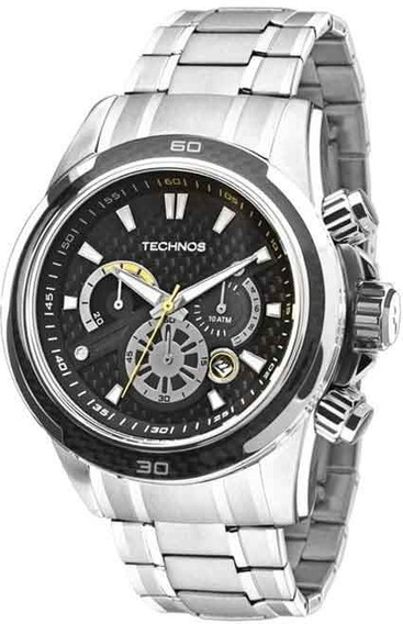 Relógio Technos Masculino Performance Ts_carbon Js26ac/1p