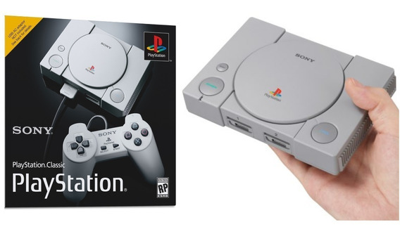 Playstation One Classic Edition Mini