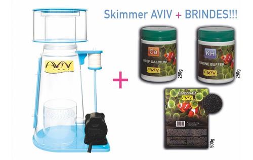 Imagem 1 de 9 de Skimmer Aviv Reef A-1400dc - Modelo 2020 - Com Controladora