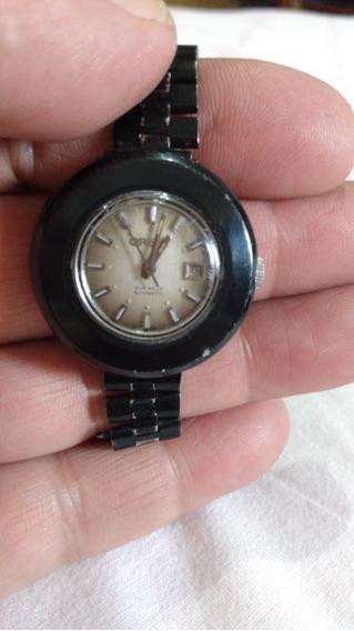 Relógio Orient Feminino Antigo 21 Rubis 05/20 #95