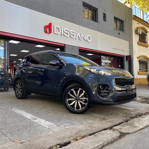 Kia Sportage 2.0 Ex 2016 Dissano Automotores