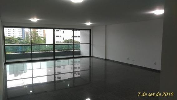 Apartamento Em Casa Forte, Recife/pe De 234m² 4 Quartos Para Locação R$ 5.000,00/mes - Ap374561