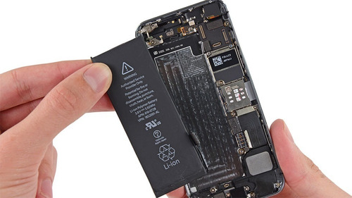 Bateria Original iPhone 8 Cambio Reparacion Reparaloya
