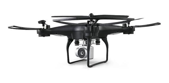 Drone Jjrc H68 Branco 20min Vôo Com Controle Câmera Fpv Wifi