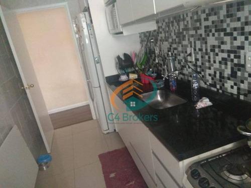 Imagem 1 de 15 de Apartamento Com 2 Dormitórios À Venda, 58 M² Por R$ 230.000,00 - Jardim Cumbica - Guarulhos/sp - Ap2089