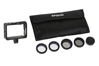 Polaroid Anillo Adaptador De Filtro Para Gopro Hero3, 3+ Co