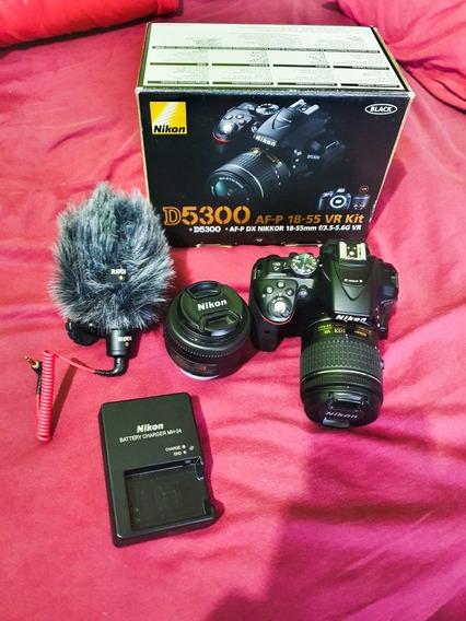 Nikon D5300 Nova