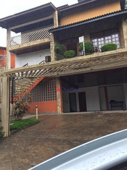 Sobrado Para Alugar, 450 M² Por R$ 6.000,00/mês - Parque Dos Príncipes - São Paulo/sp - So2254