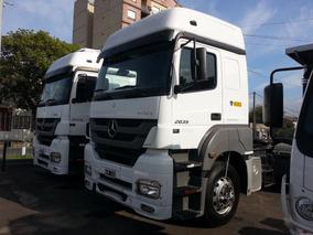 Mercedes Benz Axor 2035 Muy Bueno Varias Unidades