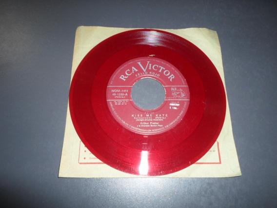 Arthur Fiedler - Kiss Me Kate * Vinilo Simple Rojo