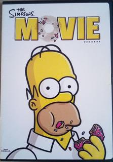 Los Simpsons - Dvd - Compilados + Pelicula