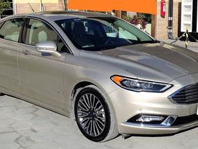 Ford Fusion 2.0 Titanium Hybrid Aut. 4p 2017