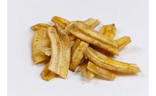 Banana Assada Chips Salgada 500g - Qualidade Premium