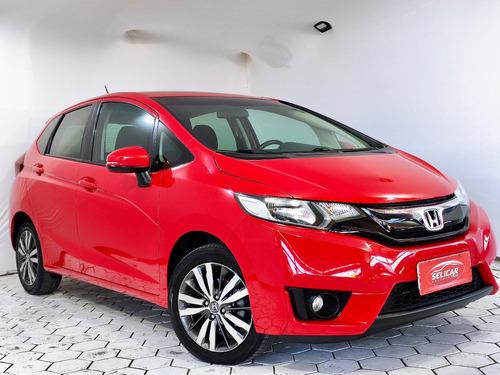 Imagem 1 de 14 de Honda Fit Ex 1.5 2016 Automatico Apenas 62.000km
