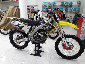 Motocross Suzuki Rmz 250 2012