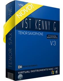Incrível Sample Sax Tenor Kenny G Para Kontakt - Ver Vídeo
