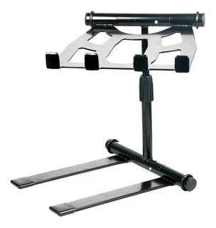 Pyle Plegable Portable Laptop Stand - Mesa De Pie, Con Án
