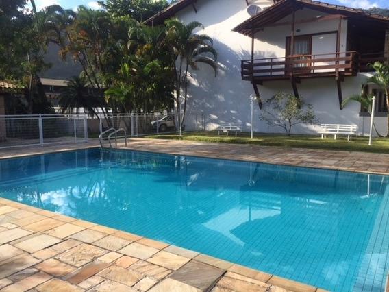 Apartamento C/ Lancha - Ubatuba - Saco Da Ribeira - Flats