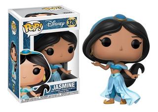 Funko Pop 326 Jasmine Disney Playking
