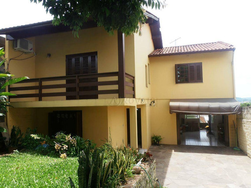 Imagem 1 de 27 de Casa Residencial À Venda, Petrópolis, Novo Hamburgo - Ca0328. - Ca0328