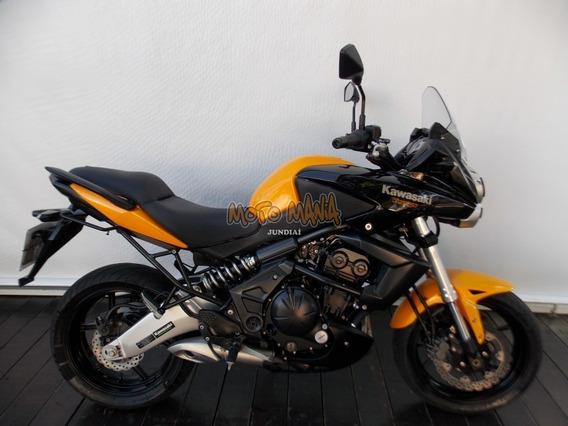 Versys 650 2012 Amarela
