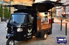 Piaggio Ape Cafeteria / Taqueria / Helados / Etc