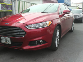 Ford Fusion 2.0 Se Luxury Pluss
