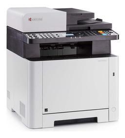 Multifuncional Laser Color Ecosys M5521cdn Kyocera Duplex